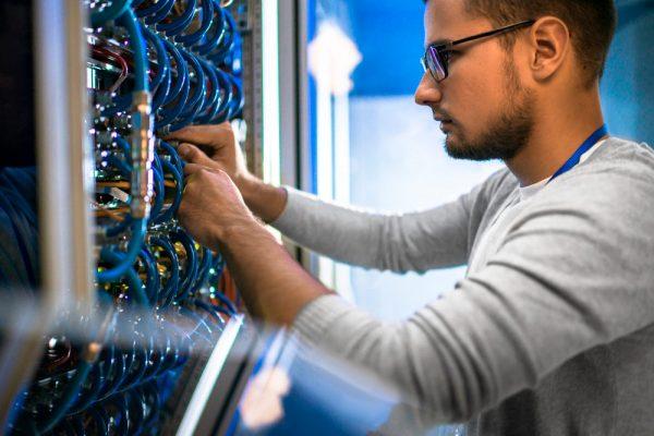 Network Server Repair